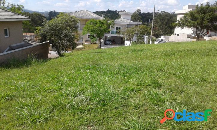 Terreno a venda condominio new ville em santana do parnaiba