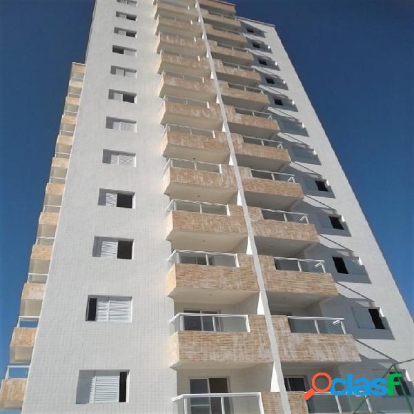 Apartamentos novos 1e 2 dormitórios, entrada + 100 meses