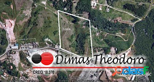 AREA 120.000 M² ZUPI 1- ITAQUAQUECETUBA - INDUSTRIAL