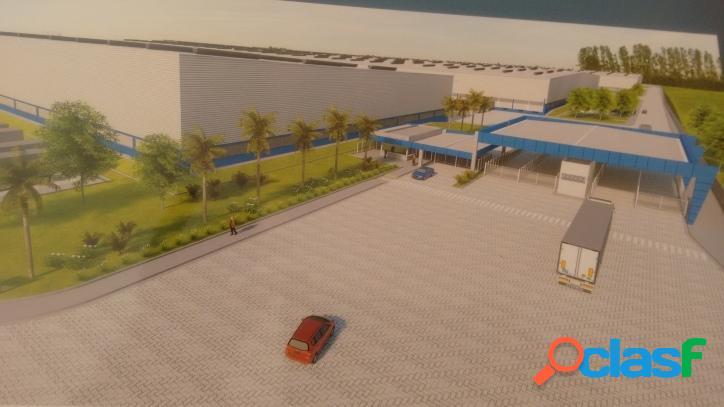 Centro logístico e industrial - camaçari, bahia.