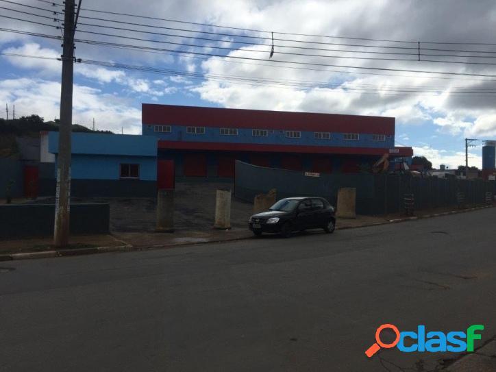 Galpão comercial locação - bairro dos lavras - guarulhos
