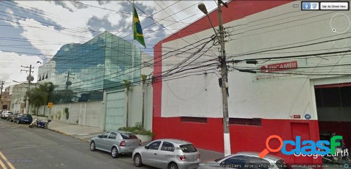 Vd. galpão ind. 5.000 m² - casa verde - sp.