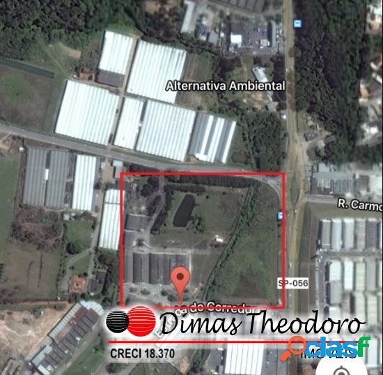 Venda/locação - condomínio industrial arujá