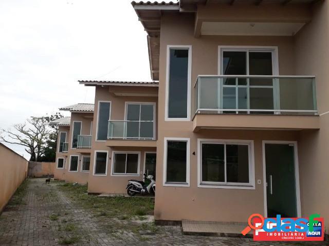 Casa 02 dormitórios, venda direta caixa, bairro centro, tijucas, sc