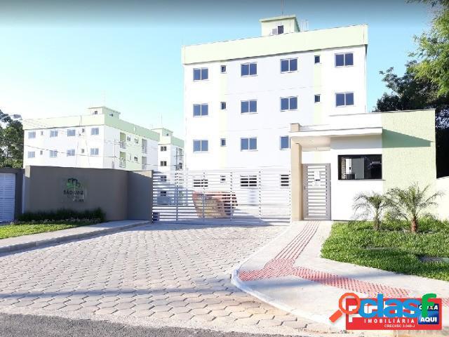 Apartamento 02 dormitórios, residencial são luiz village, venda direta caixa, bairro fábio silva, criciúma, sc, assessoria gratuita na pinho