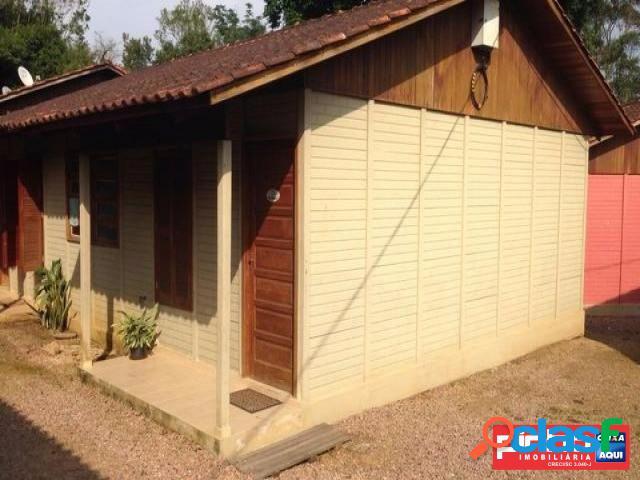 Casa 01 dormitório, venda direta caixa, bairro santa augusta, criciúma, sc, assessoria gratuita - pinho imobiliária