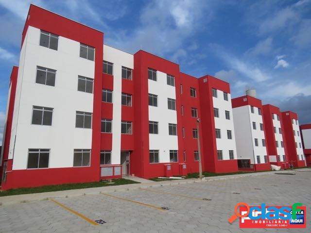 Apartamento para venda direta caixa, bairro paranaguamirim, joinville, sc