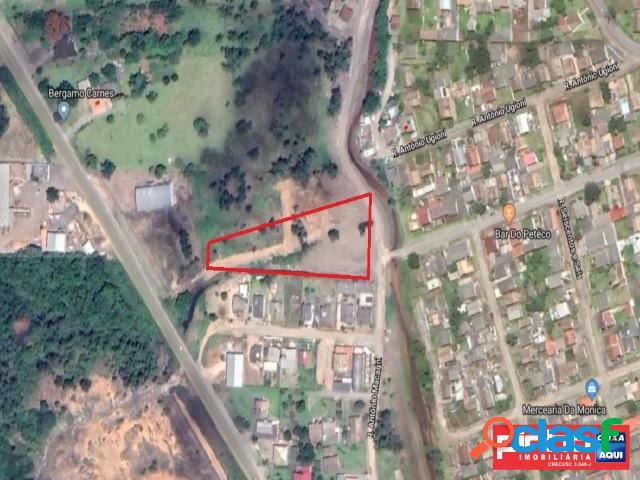 Terreno com área de 3.120,00m², venda direta caixa, bairro vila macarini, criciúma, sc, assessoria gratuita na pinho
