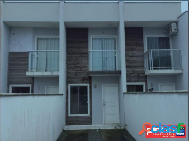 Casa geminada 02 dormitórios, venda direta caixa, bairro jardim paraíso, joinville, sc, assessoria gratuita na pinho