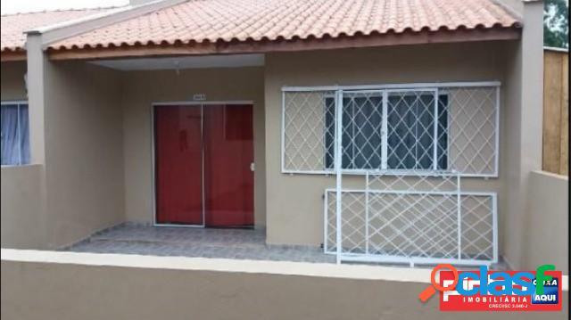 Casa geminada para venda direta caixa, bairro centro, barra velha, sc