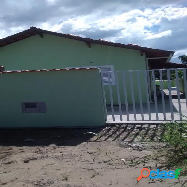 Casa nova p/ financiamento balneário campos elízios