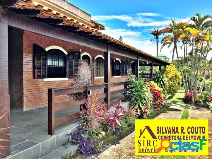 Casa 2 quartos em itaipuaçu c/ vista do mar. r$ 435 mil