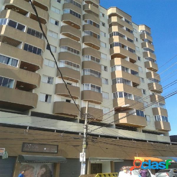 Apartamento com varanda centro rudge ramos