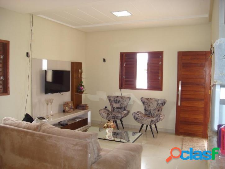 Casa residencial à venda, santa júlia, mossoró - ca0310.