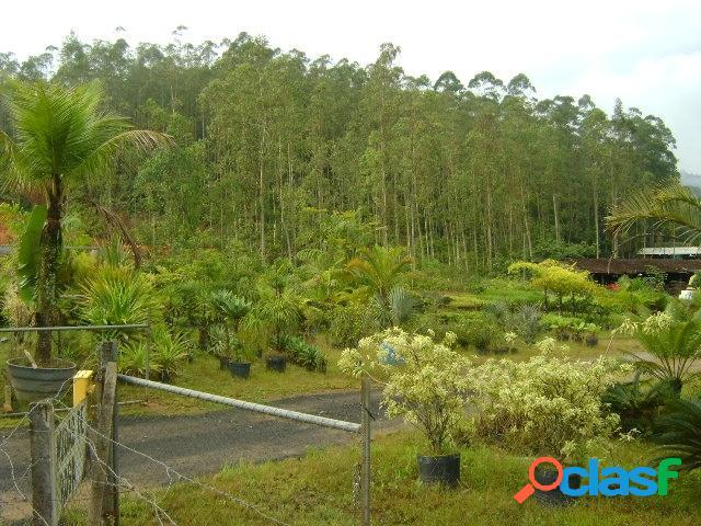 Vende-se terreno em jaraguá do sul sc com 75.000 m²