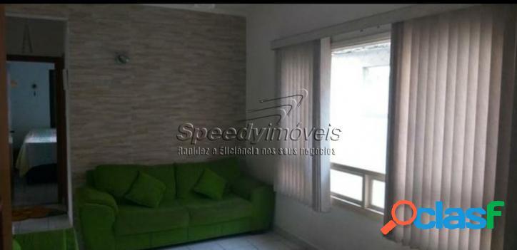 Apartamento em Santos 2 dormitórios, 1 vaga demarcada. 2