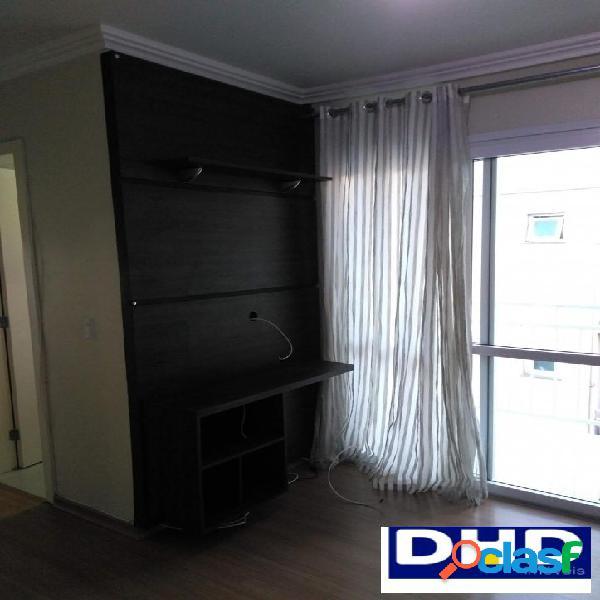 Lindo apartamento 02 dormitórios semi mobiliado 1