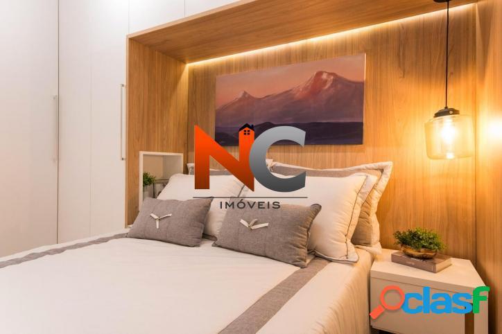 Apartamento com 2 dorms, pechincha, rio de janeiro, 52m² - codigo: 40