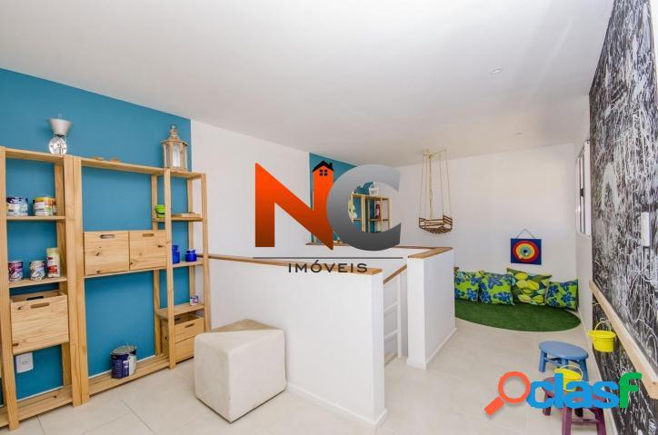 Casa de Condomínio com 3 dorms, Centro, Mangaratiba, 118m² - Codigo: 32