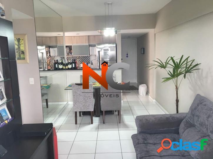 Apartamento com 2 dorms, pechincha, rio de janeiro - r$ 350.000,00, 69m² - codigo: 455