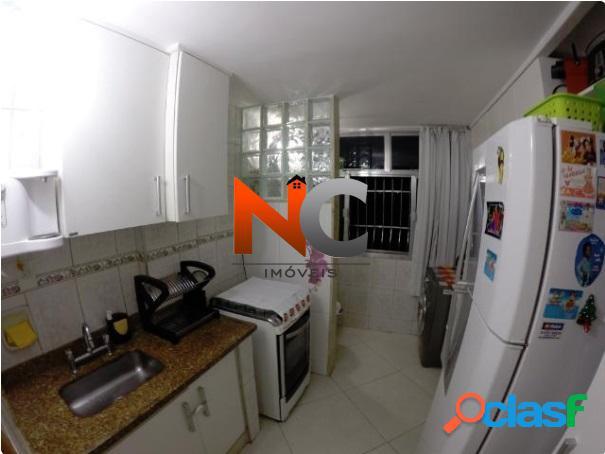 Apartamento com 2 dorms, Taquara, Rio de Janeiro - R$ 255.000,00, 56m² - Codigo: 489 1