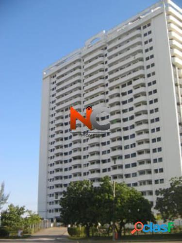 Apartamento com 2 dorms, barra da tijuca, rio de janeiro - r$ 499 mil, cod: 637