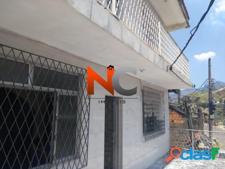 Casa com 3 dorms, quintino bocaiúva, rio de janeiro - r$ 150 mil, cod: 675