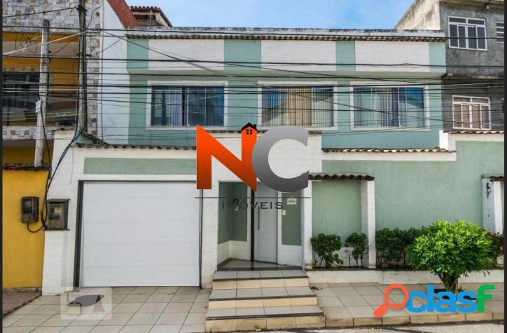 Casa com 4 dorms, irajá, rio de janeiro - r$ 1.2 mi, cod: 762
