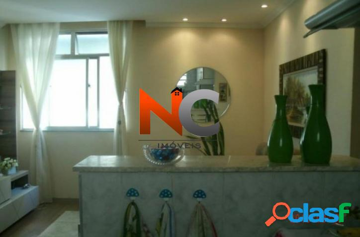 Apartamento com 2 dorms, irajá, rio de janeiro - r$ 205 mil, cod: 764