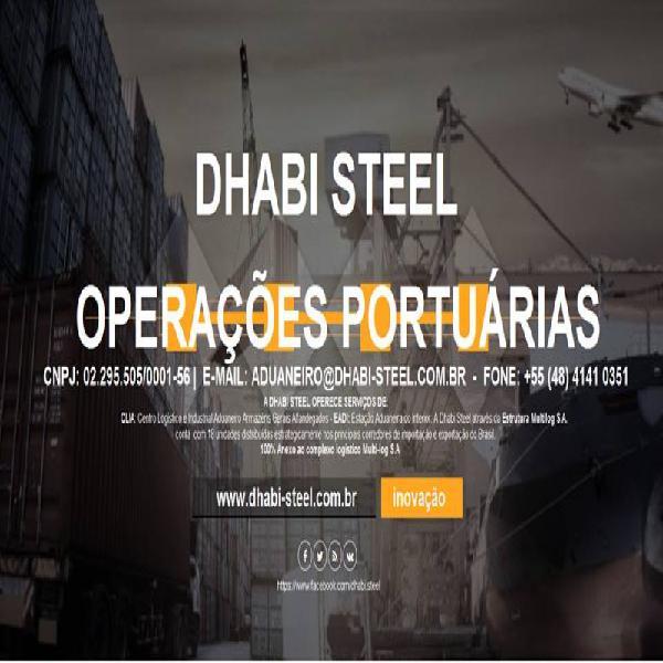 Dhabi steel