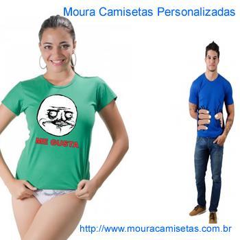 Moura camisetas personalizadas - lindas camisetas