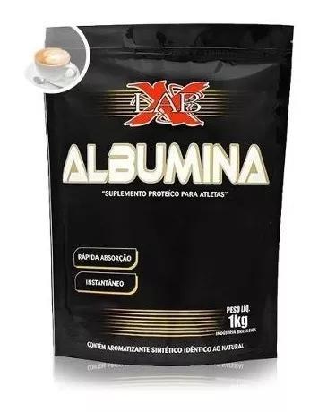 Albumina 1kg xlab - sabores