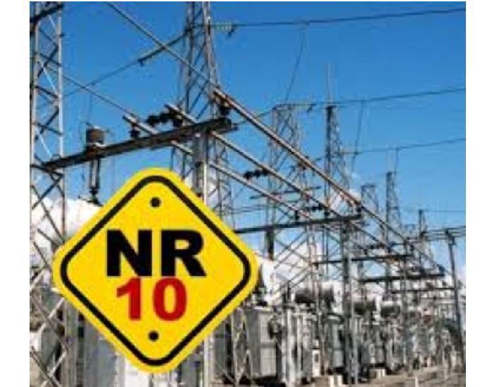 Curso de nr 10 - sep (sistema elétrico de potências)