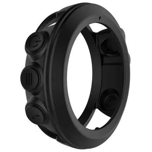 Capa case protetora silicone para garmin fenix 3 + película
