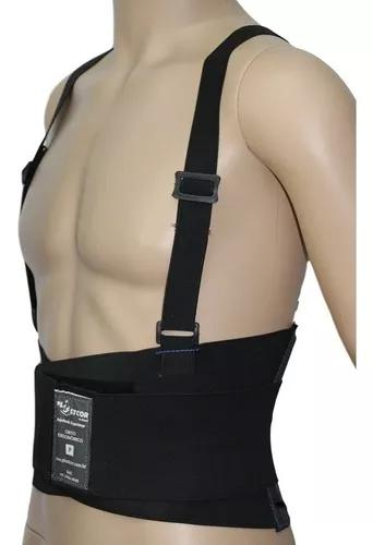 Cinta(o) ergonômica(o) proteção coluna serviço pesado