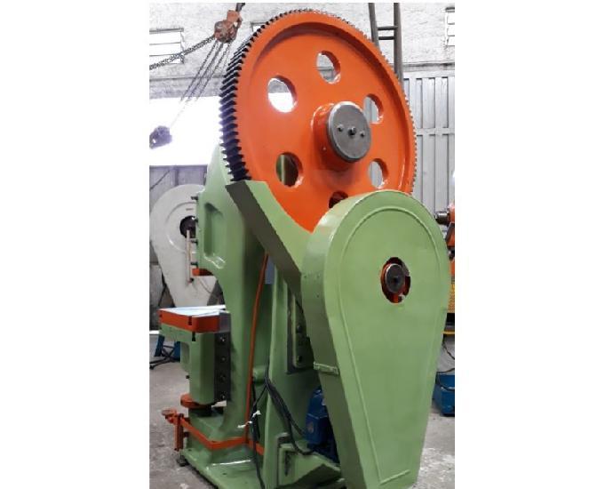 Prensa excentrica 80 ton jundiai mesa movel com garantia