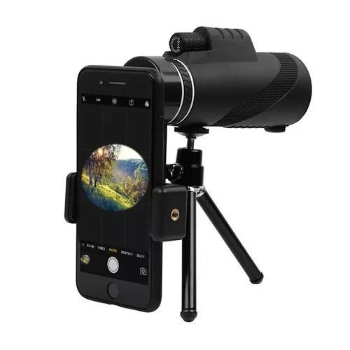 Telescópio monocular 40x60 alto alimentado lente fmc prisma