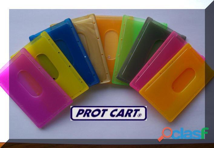 Protetor de cartão magmáticos rigido