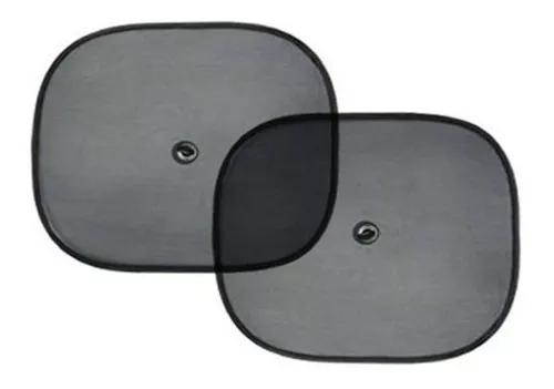 2 tapa sol automotivo - vidro lateral para carros