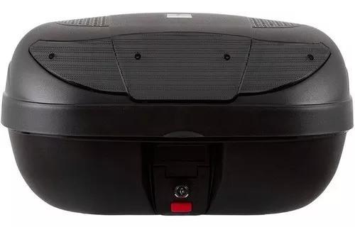 Baú bauleto smart box protork 45 litros bagageiro -