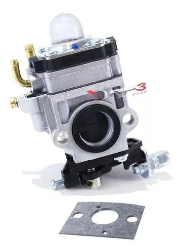 Carburador roçadeira toyama rt43l / tbc43h - junta grátis