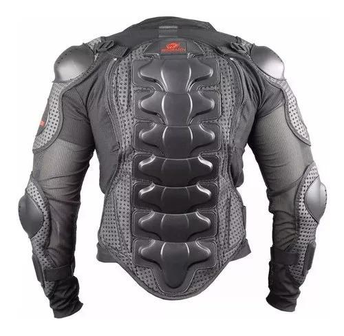 Colete proteção integral armadura red dragon motocros