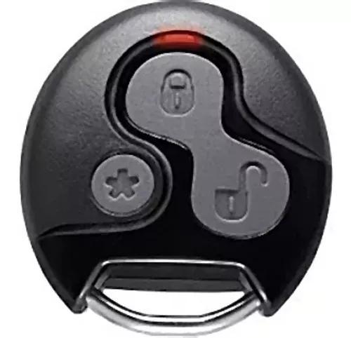 Controle alarme completo olimpus br202/212/404 led vermelho
