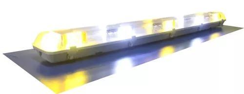 Giroflex leds alta potência giroleds p/ caminhão guincho