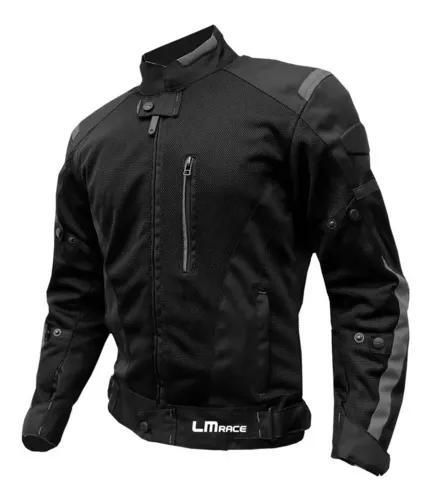 Jaqueta masculina moto ventilada impermeavel motoqueiro lm