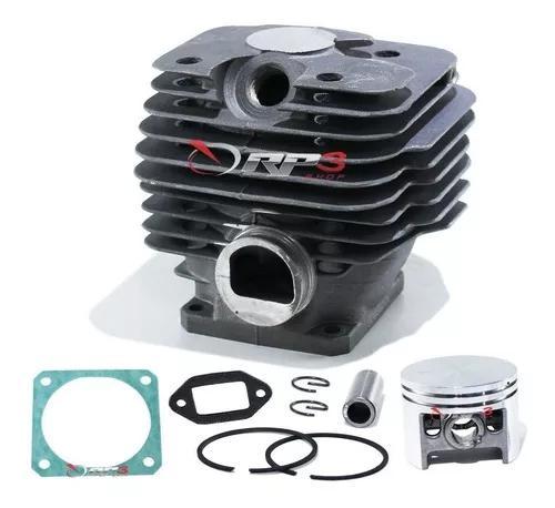 Kit cilindro motosserra stihl 381 / ms 381 + juntas