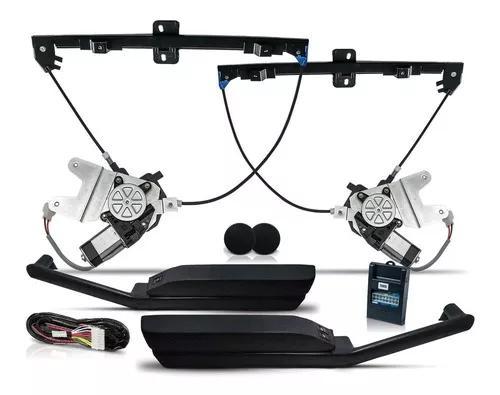 Kit de vidro eletrico uno 2010 2 portas sensorizado