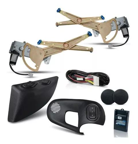 Kit vidro eletrico corsa classic 4p 2012 diant sensorizado