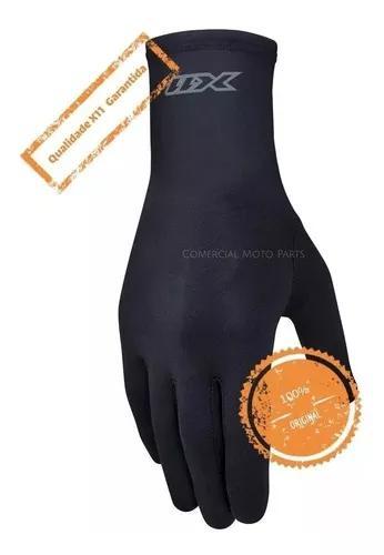 Luva x11 thermic - 2º pele térmica c/função touch