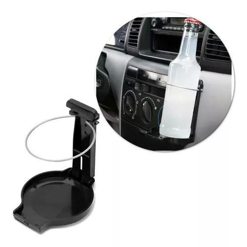 Porta copos automotivo suporte copo lata p carro universal